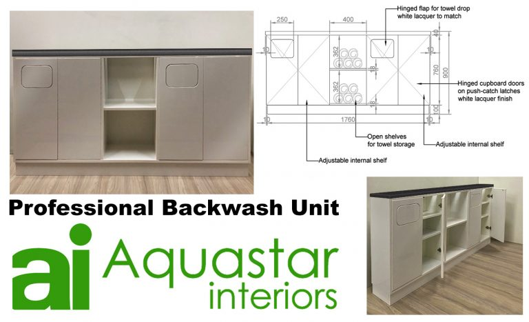 backwash unit